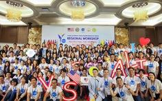 Tìm ứng viên Hội nghị thượng đỉnh sáng kiến thủ lĩnh trẻ Đông Nam Á