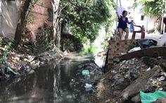 Hơn 1.980 tỉ đồng 'hồi sinh' kênh Hy Vọng, chống ngập cho sân bay Tân Sơn Nhất