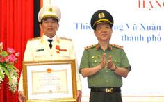 Công an Đà Nẵng nhận Huân chương chiến công hạng nhì