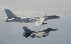 Đài Loan triển khai tên lửa 'giám sát' máy bay Trung Quốc