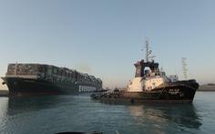Tàu Ever Given nổi hoàn toàn, giao thông sẽ sớm khôi phục