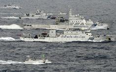 Đang thảo luận với Nhật về ngăn chặn xung đột ở Senkaku, Trung Quốc đưa tàu đến đó