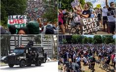 Mexico điều tra vụ nữ cảnh sát ghì nạn nhân tới chết