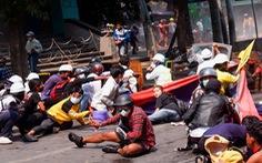 18 người biểu tình thiệt mạng trong một ngày ở Myanmar
