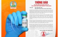 Kim Oanh Group tài trợ tiêm vaccine COVID-19 cho cán bộ nhân viên và gia đình