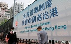 Chủ tịch Tập Cận Bình ký sắc lệnh cải cách bầu cử Hong Kong, có hiệu lực từ 31-3