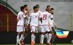 'Vùi dập' Ấn Độ 6-0, tuyển UAE gửi 'tin nhắn' tới ông Park