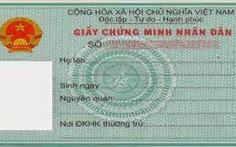 Làm mất CMND, sau đó có người dùng để vay tín dụng?