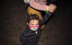 Hàng ngàn trẻ em Trung Mỹ, Mexico không người lớn kèm đang vượt biên sang Mỹ