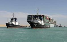 Tắc nghẽn kênh Suez: Câu chuyện toàn cầu