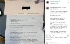 Nhiều chủ tiệm nail gốc Việt ở California nhận được thư ẩn danh đe dọa