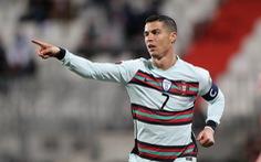 Ronaldo ghi bàn, Bồ Đào Nha thắng ngược Luxembourg