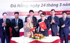 Trường ĐH Duy Tân và ĐH Huế ký kết hợp tác toàn diện