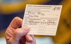 Mỹ gặp muôn vàn trở ngại về áp dụng hộ chiếu vắc xin
