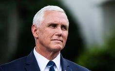 Cựu phó tổng thống Mỹ Mike Pence tái xuất