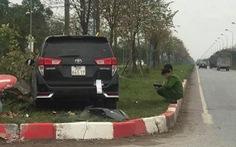 Buồn ngủ, lái ôtô tông xe liên tiếp, 1 người chết, 2 người bị thương