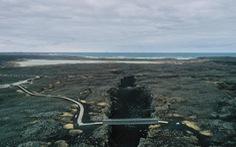 Hi hữu: 17.000 trận động đất trong 1 tuần ở Iceland