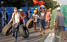 Biểu tình ở Myanmar gợi bóng dáng cuộc nổi dậy 8888