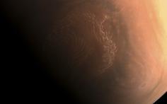 Trung Quốc công bố ảnh độ phân giải cao về sao Hỏa