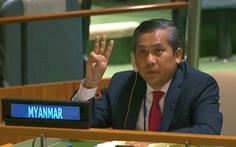 Ông Kyaw Moe Tun mới bị sa thải, lại được bổ nhiệm đại diện Myanmar tại Liên Hiệp Quốc