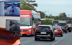 'Mắt thần' giăng lưới dọc quốc lộ, đúng ngày nộp phạt hết đường xin xỏ