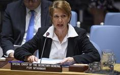 Đặc sứ Liên Hiệp Quốc kêu gọi giữ kết quả bầu cử ở Myanmar