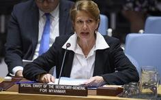 Myanmar không tiếp đặc sứ Liên Hiệp Quốc