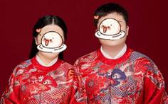 Đồ cổ trang Trung Quốc lên phim thì được, kết hôn thì không