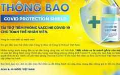 ALVA & Hi-Kool Việt Nam tài trợ chi phí tiêm vaccine COVID-19 cho nhân viên