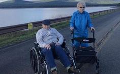 Cặp đôi 94 tuổi ở New York nên duyên giữa đại dịch
