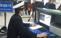 Bệnh nhân tái dương tính COVID-19, tìm khẩn khách trên chuyến bay TP.HCM đi Thái Bình