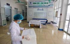 Điểm tiêm vắc xin ngừa COVID-19 ở Hải Dương trước giờ G