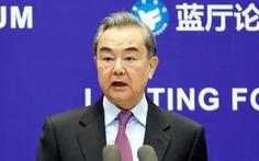 Ngoại trưởng Trung Quốc: Trục trặc với ASEAN là do 'can thiệp từ bên ngoài'