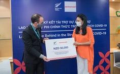 Đại sứ quán New Zealand tặng gần 800 triệu giúp lao động nữ bán hàng rong, giúp việc