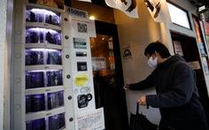 Ở Nhật, muốn xét nghiệm COVID-19 cứ ra... tủ bán hàng tự động