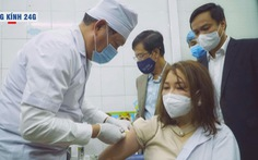 Lăng kính 24g: Tiêm vắc xin COVID-19 tại Hải Dương: vừa mừng vừa hồi hộp