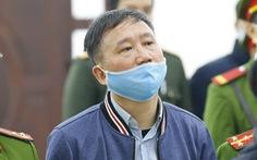 Ông Trịnh Xuân Thanh khai một nguyên lãnh đạo Tổng cục Cảnh sát cùng góp tiền mua biệt thự
