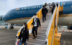 Nhiều hãng muốn mở lại đường bay quốc tế