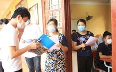 Bộ GD-ĐT công bố đề tham khảo môn Giáo dục công dân và 7 môn ngoại ngữ