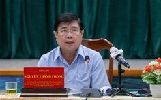 Chủ tịch UBND TP.HCM: 'Tương lai Cần Giờ sẽ là TP nghỉ dưỡng, du lịch sinh thái'