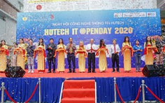 Ngày hội 'Tuyển dụng & Triển lãm HUTECH IT Open Day 2021'