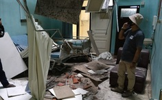 Động đất mạnh ngoài khơi Indonesia, ít nhất 6 người chết