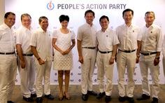 Người thừa kế Thủ tướng Singapore rút lui