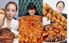Trung Quốc tuyên chiến với trend 'ăn uống siêu to' trên mạng xã hội
