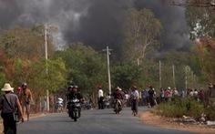 Myanmar tuyên án tử hình 19 người vì giết phụ tá một đại úy