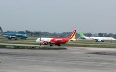 Hãng hàng không dùng không hết slot trong 5 tuần liên tiếp sẽ bị thu hồi