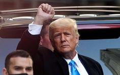 Ông Trump hứa giúp Đảng Cộng hòa giành lại Quốc hội Mỹ trong năm 2022