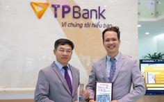 TPBank giành danh hiệu 'Ngân hàng số xuất sắc nhất Việt Nam'