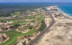 Hai tuần cấp phép một sân golf