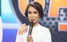 Uyên Linh tham gia gameshow 'Trời sinh một cặp'
